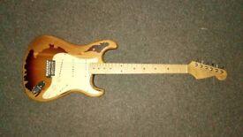 Swap/part ex Fender stratocaster partscaster relic