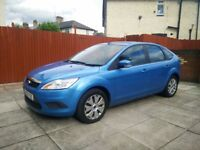 Ford Focus 1.6 TDCI (60) 1 Owner FSH Cambelt changed £30 Tax