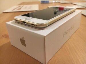 iPhone 6s Gold 64 gb