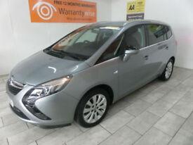 2014 Vauxhall Zafira 1.8i 16v VVT 140bhp Tech Line **BUY FOR ONLY £50 PER WEEK**