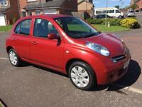 07 Reg Nissan Micra 1.2 Only 65000 Miles Immaculate as Fiesta Corsa Clio Astra Megane Polo 107 C1