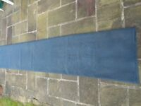 BLUE AWNING CAMPING MAT -