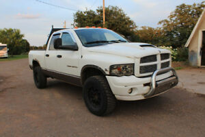 2003 dodge 2500 diesel loaded