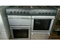 8 ring gas range cooker