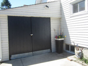 Garage or shed doors. Great Condition