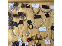 Huge Job Lot, Ladies fashion JEWELLERY, brand new with tags, High Street Brands. 22,000 items CHEAP!