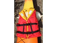 Bouyancy Aid/ Life jacket 100n Adult Size