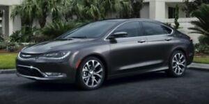 2016 Chrysler 200 S, 3.6L V6 - Leather, Nav, Sunroof, Rem Start
