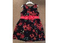 Girls Rocha little Rocha dress age 2-3