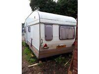 For sale caravan speares or repair