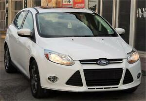 2013 Ford Focus SE/\LEATHER/\SUNROOF/\
