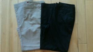 Casual and Dress Pants Size Large