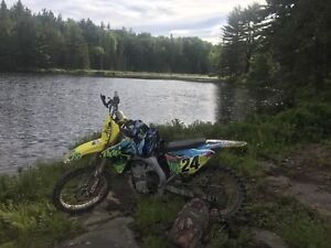 2010 Rmz 450 mint for sale