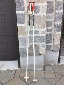 130 cm (52 inch) Ski Poles