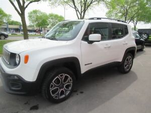 2015 Jeep Renegade North 4X4* CROSS PATH BLIND SPOT DETECTION
