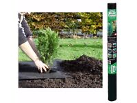 APOLLO WEED GROUND FELT FABRIC PROTECTOR SUPPRESSANT CONTROL 20m X 1m paid £25.00+ at screw fix