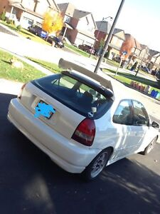 1997 Ek Hatch 2000 conversion