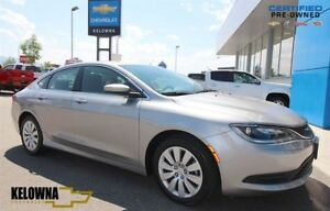 2016 Chrysler 200 LX | Air Conditioning | Push Start