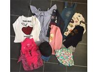 Girls clothes bundle age 4 years immaculate!