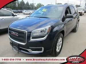 2016 GMC Acadia FAMILY MOVING SLE-1 MODEL 8 PASSENGER 3.6L - V6.