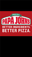 Delivery Driver Papa John's Pizza Fort Saskatchewan