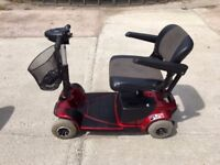 Pride Revo Large Travel Mobility Scooter