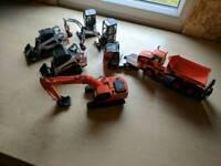 Doosan Bobcat models / Toys