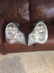 Porsche 911 996 litronic hid headlights pair