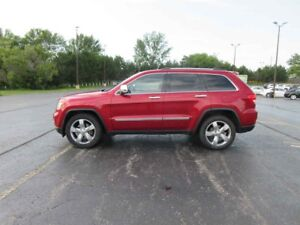2011 Jeep GR CHEROKEE LIMITED 4X4