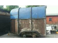 Horsebox trailer