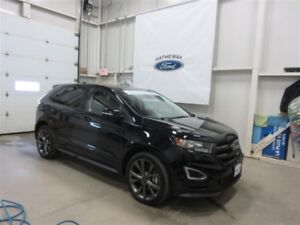 2016 Ford Edge Sport - FORD CERTIFIED PRE-OWNED