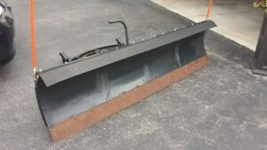 Snowbear Snowplow 82 Inches $400 open to offers