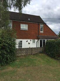 Two Bed Detached Cottage in sought after village of Horsted Keynes