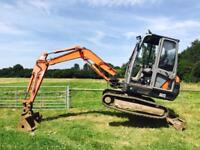 Mini digger Hitatchi ZX30 zaxis great order with no VAT