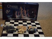 Chess and Draughts Set - unused.