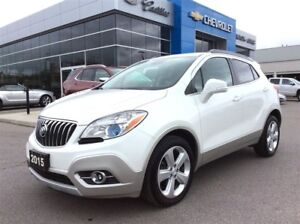 2015 Buick Encore | Bluetooth | Rear Cam | Alloys