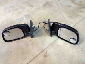 2001-2007 Ford Superduty F250/350 OEM Power Side view Mirrors