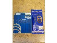 Pitbike heavy duty EBC clutch kit