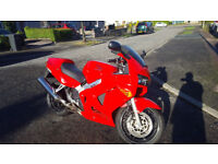 Honda VFR 800i- Clean example with lots of extras!