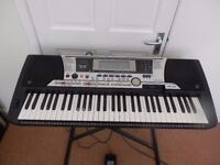 Yamaha Electronic Keyboard for home or performance - Chester