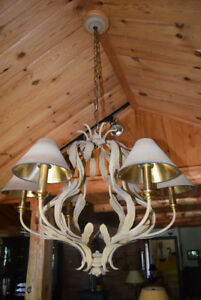 Rustic Country Chandelier