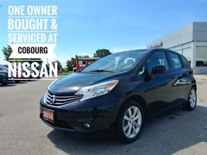 2014 Nissan Versa Note 1.6 SL Heated Seats Alloys FREE Delivery