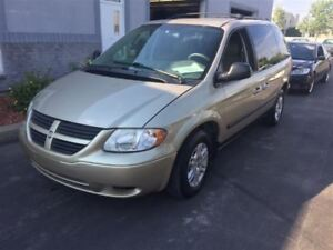 2007 Dodge Caravan FINANCEMENT MAISON DISPONIBLE