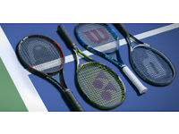 TENNIS RESTRINGING LONDON - FROM £15 - SAME DAY / NEXT DAY