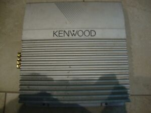 Kenwood 4-Channel Power Amp - KAC-846