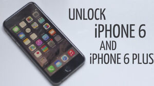 UNLOCK TON iPHONE 5/5S/SE/6/6S/7/7PLUS SUR PLACE A 39$