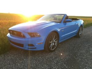 2014 Ford Mustang GT Convertible Sport Package