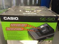 CASIO SE S10 CASH REGISTER EXCELLENT CONDITION HAS ORIGINAL BOX