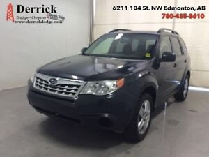 2013 Subaru Forester   Used 4WD  Power Group A/C $147 B/W