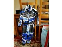 Kids Motorbike suit xs